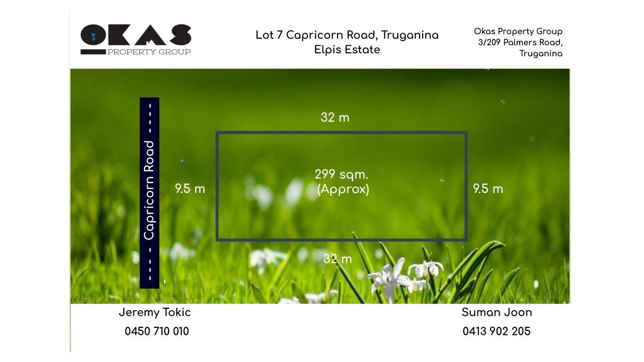Lot 7,  Capricorn Road Truganina VIC 3029