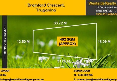 Lot 819,  Bramford Crescent Truganina VIC 3029